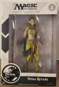 Nissa Revane Magic the Gathering Legacy Collection 4 Action Figure by FUNKO NIB