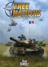 Team Yankee Free Nations Faction Book - FW914