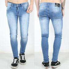 Unbranded Ripped, Frayed Skinny, Slim Jeans for Men