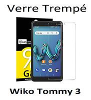 Pour Wiko Tommy 3 - vitre protection verre trempé film protecteur écran