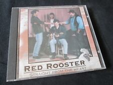 RED ROOSTER Straight From The Heart CD RARE BLUES ROCK MAP RECORDS