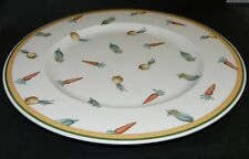 VILLEROY ET BOCH v&b a la Cornely LEGUMES Assiette Grand Place Assiette 32,5 cm DM Top