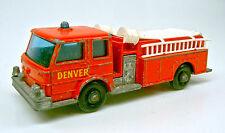 "MATCHBOX RW 29c ""Denver"" Fire Engine/Pompieri"