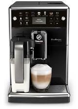 Saeco sm5570/10 picobaristo Deluxe espresso negro-Top estado!