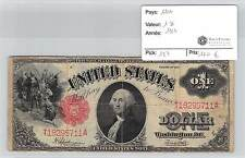 BILLET USA - 1 DOLLAR 1917 - PICK 187