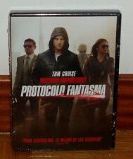 MISSION IMPOSIBLE-PROTOCOLO FANTASMA-DVD-NUEVO-PRECINTADO-ACCION-AVENTURAS