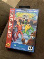 Battletoads/Double Dragon: The Ultimate Team (Sega Genesis, 1993)