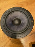Old School Rockford Fosgate Fanatic Q FNQ2406 Midrange 6.5 Speaker  (single)