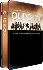 Oldboy 3 Disc Collectors Edition Box Set