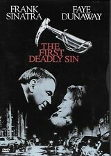 The First Deadly Sin (DVD) Frank Sinatra Faye Dunaway