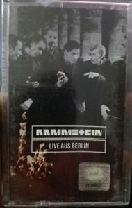 Rammstein - Live Aus Berlin cassette tape
