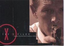 X Files Season 8 Box Loader Chase Card BL2