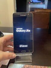 Samsung Galaxy J5 (2016)SM-J510FN- 16GB - Black(Unlocked) Smartphone 2W09-13