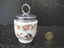 Porcelain/China Egg Coddler Royal Worcester Porcelain & China