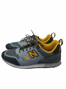 New Balance Trailbuster Shoes - Size 11 - Gray Yellow  - TBTFAAC (16-0)