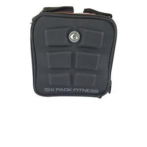 New 6 Pack Fitness The cube shoulder bag  Cube Meal Management Bag 3 Meal