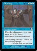 TREACHERY Urza's Destiny MTG Blue Enchantment — Aura RARE