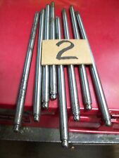 Smith Brothers push rods / used / take outs / 8 pcs / 9.250