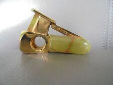 VINTAGE PFEILRING Solingen Pocket Cigar V Cutter 5610 Stainless Steel ,Onix.