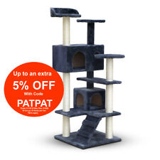 Cat Scratching Tower Scratch Tree House Furniture Pole Gym Post Kitten New