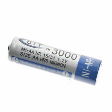 1 pc AA LR06 3000mAh 1.2V NI-MH rechargeable battery CELL/RC 2A BTY