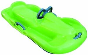Snow 'N' Go Speed Snow Sled - Green