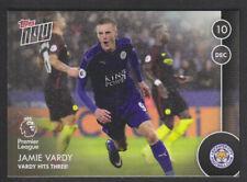 Topps Now - Premier League 2016/17 - 013 Jamie Vardy - Leicester City  /144