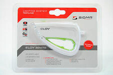 Sigma Sport Eloy Bicycle LED Headlight, White