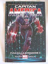 Remender e Romita Jr - Capitan America 2 Fuga dalla dimensione Z  - Panini 2014