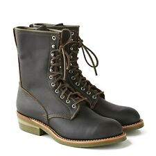 "Red Wing 4328 8"" Indigofera Climber Black Prairie Boot"