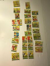 2003 Topps Bazooka Lot of (37) Cards, Almost Complete Set