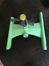 Melnor Pulsating Lawn and Garden Sprinkler With Sled Base