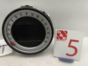 2007-15 MINI COOPER S CLUBMAN Speedometer Cluster W NAVIGATION INFO DISPLAY R60
