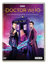 Doctor Who: The Christopher Eccleston & David Tennant Collection Dvd