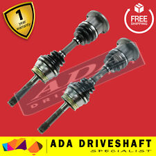 2 BRAND NEW CV JOINT DRIVE SHAFTS Nissan Navara D22 2/97-08 (Pair)