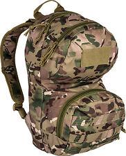 Highlander Scout pack Ejército militar Cadet senderismo mochila 12L Hmtc Camo
