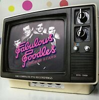 FABULOUS POODLES - MIRROR STARS: THE COMPLETE PYE RECORDINGS 1976-1980 [CD]