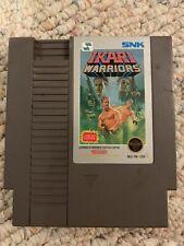 Ikari Warriors Original Nintendo NES - Tested Plays Great!