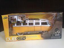 1/24 Jada Toys - Dub City - 1962 Volkswagen Bus - NEW - Brand NEW -
