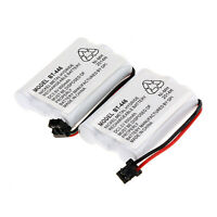 2pcs 3.6V 800mAh AAA Cordless Phone Battery For Uniden BT-446 BT-1004 BT-1005