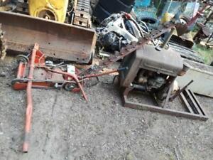 Haban Sickle Bar Mower For Bolens Medium Tube Frame Garden Tractor 850 900 1050