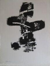 DOBASHI JUN LITHOGRAPHIE SIGNÉE À L'ENCRE NUM/100P HANDSIGNED NUMB LITHOGRAPH