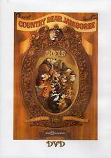 Walt Disney World's Country Bear Jamboree 2013 DVD