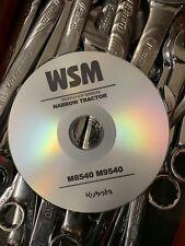 BEST DIGITAL KUBOTA  M8540 NARROW TRACTOR SERVICE REPAIR WORKSHOP MANUAL ON CD