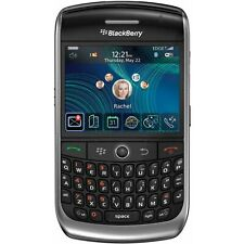 New BlackBerry Curve 8900 - Black (Unlocked) Gsm WiFi Qwerty Camera Smartphone