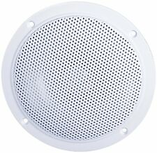 e-audio Round Ceiling Speakers With Moisture Resistant Dual Cone For Home #B300A