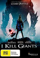 I Kill Giants (DVD, 2018)