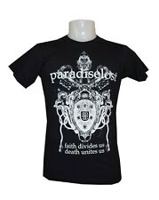 Paradise Lost t-shirt black size small gothic metal Halifax