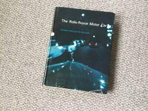 The Rolls Royce Motor Car Book By Anthony Bird & Ian Hallows
