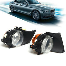 Front Bumper Replacement Clear Fog Light Lamp For BMW E39 01-03 63176900221 Well
